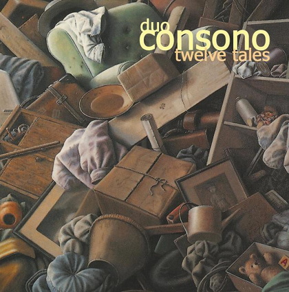 "Duo Consono, Cover ""Twelve Tales"""